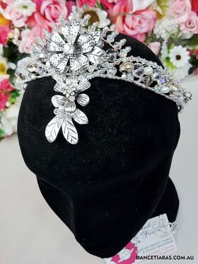 Couture Dance Tiara by Betty Bunhead Tiaras